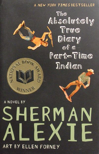 the absolutely true story of a Complete summary of sherman alexie's the absolutely true diary of a part-time indian enotes plot summaries cover all the significant action of the absolutely true diary of a part-time indian.